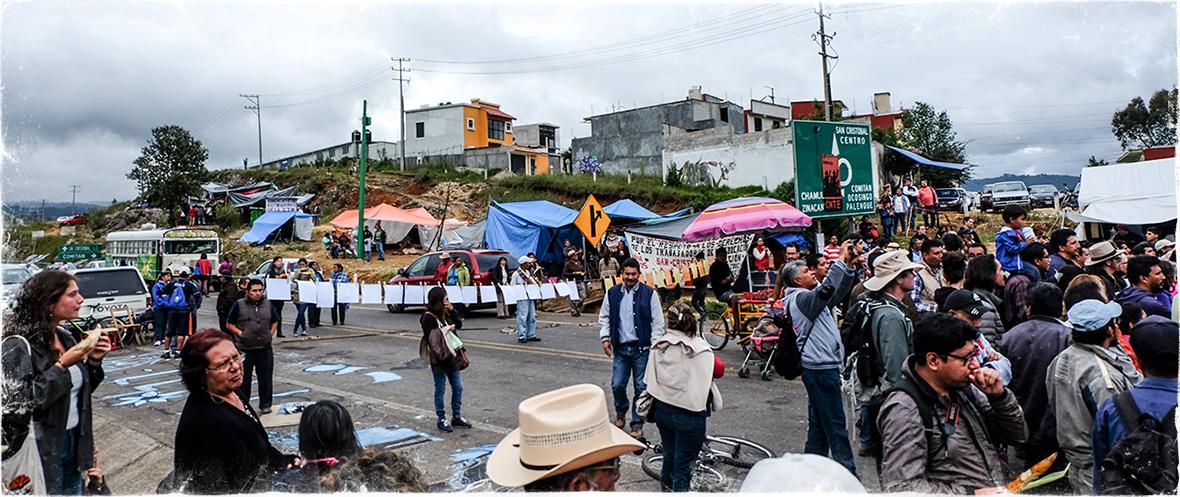 Vorbereitungsseminar: Menschenrechtsbeobachtung in Chiapas/Mexiko